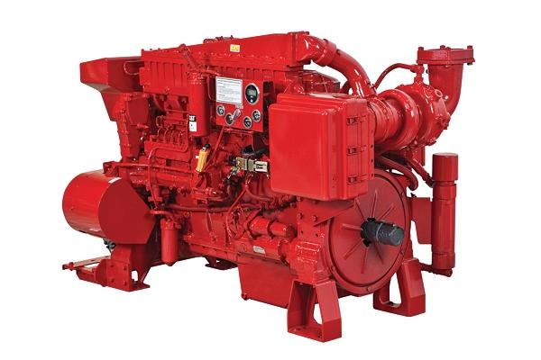 Fire Pump Engines