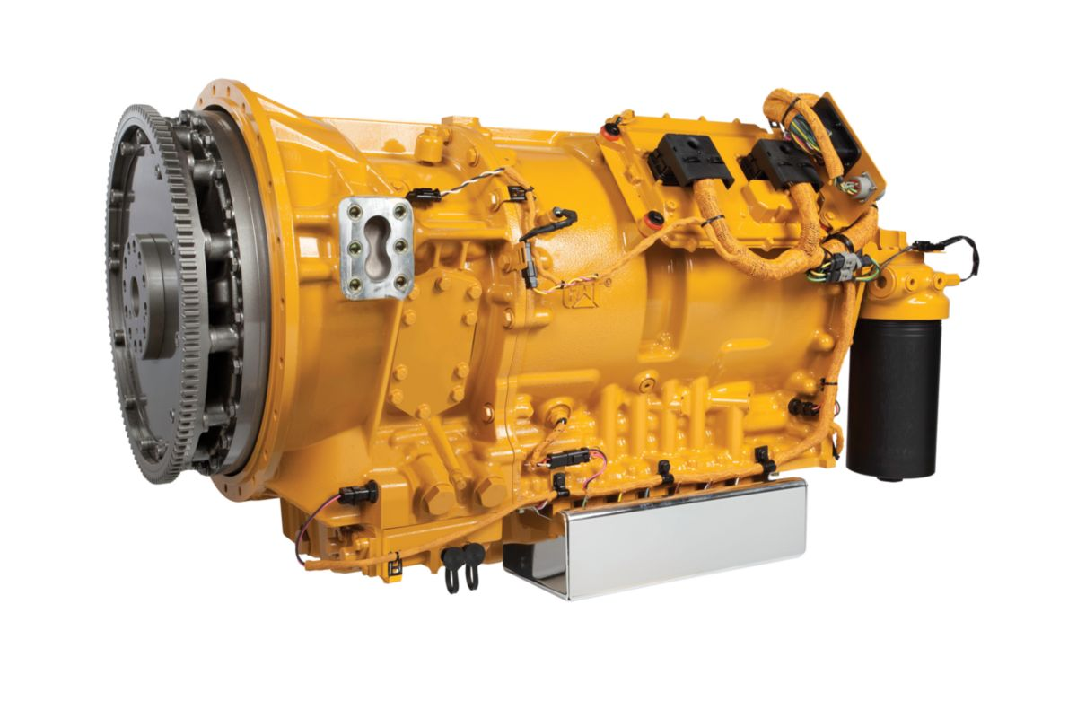 CX35-P800 Oilfield Transmission