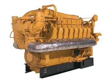 G3516 - Gas Compression Engines