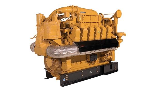G3512 LE Gas Petroleum Engine