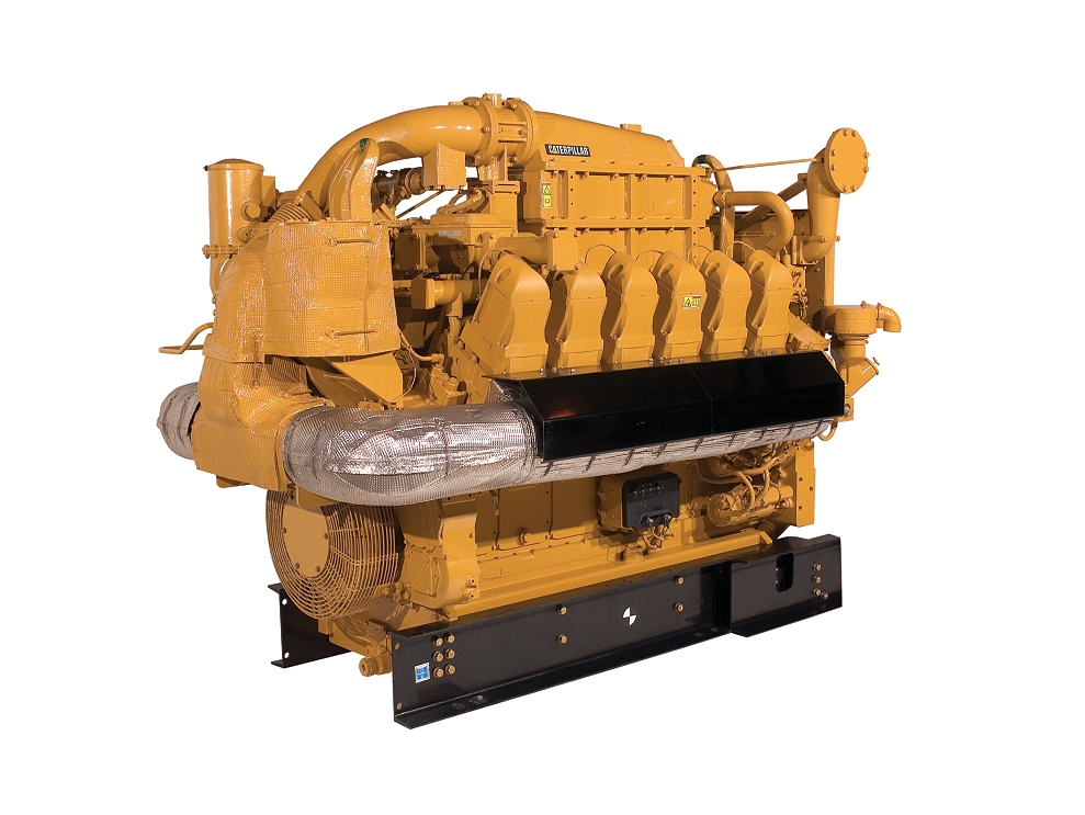 G3512 LE Gas Petroleum Engine