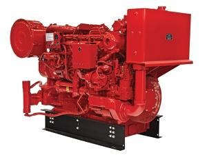 3516 Fire Pump Engine