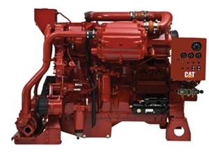 C18 ACERT Fire Pump Engine