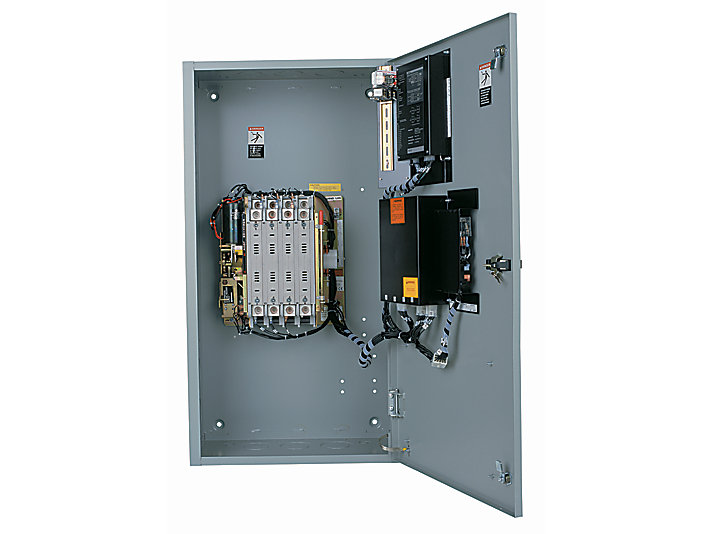 CTSM and CTGM Series Manual Transfer Switches