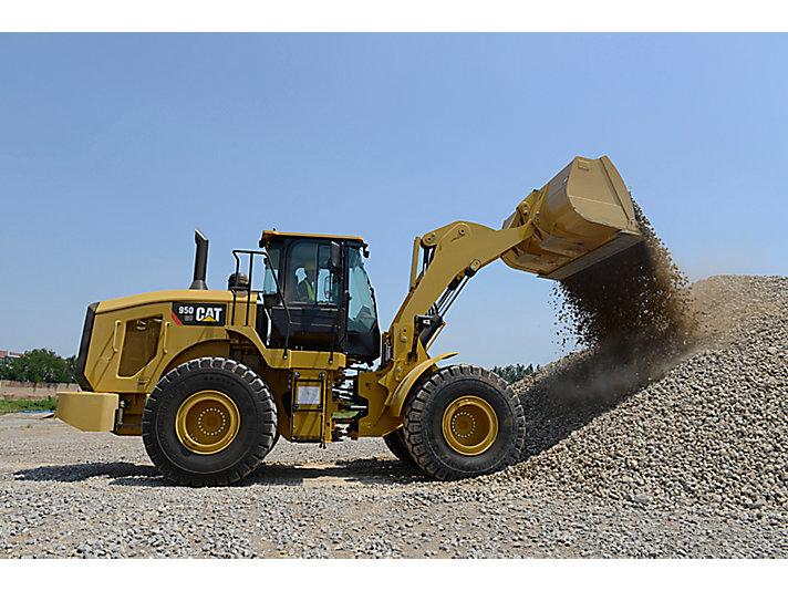 Cat Chargeuse Sur Pneus 950 Gc Caterpillar
