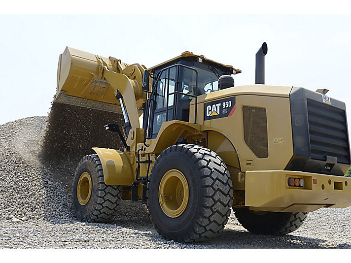 af39babb3 Cat | اللودر بعجل 950 GC | Caterpillar