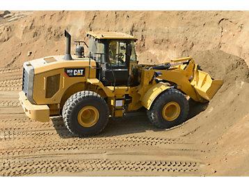 Cat Cat 174 950 Gc Wheel Loader Has Proven Components