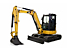 305E2 CR Mini Hydraulic Excavator
