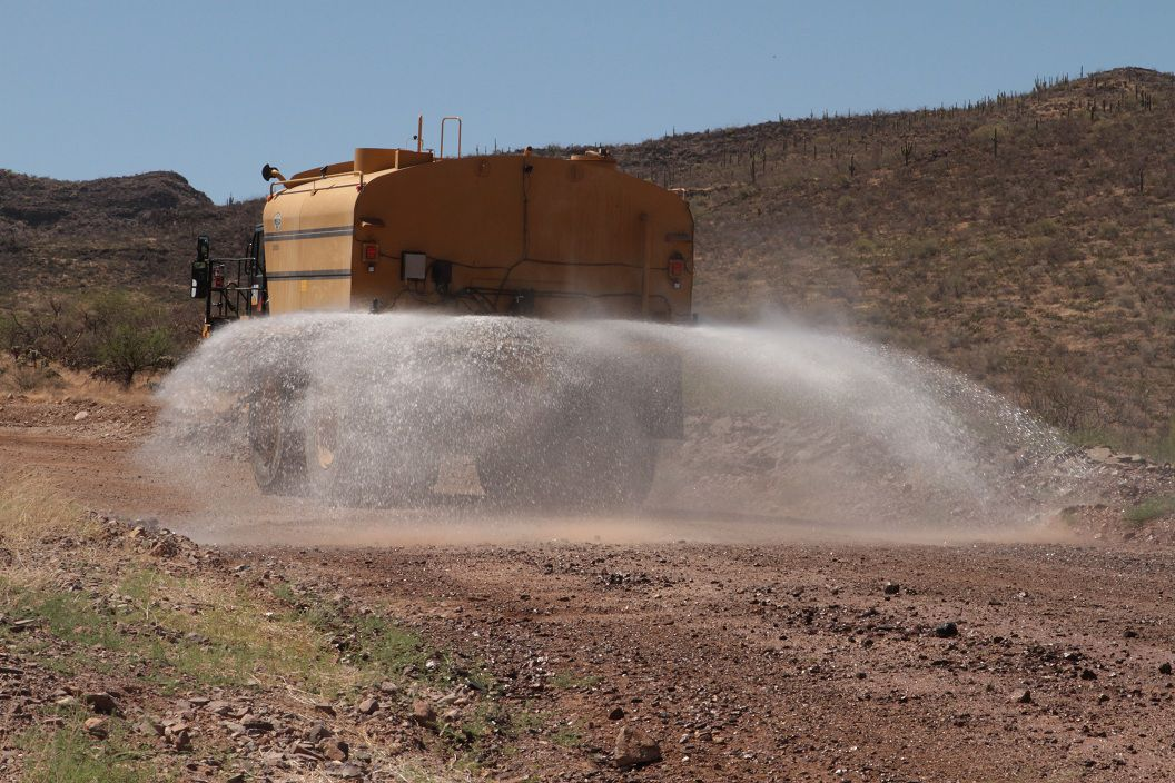 New CaterpillarWater-Delivery-System