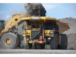 Cat Payload with Truck Production Management System