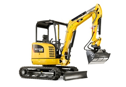 New Cat Excavators For Sale - Specifications - Altorfer