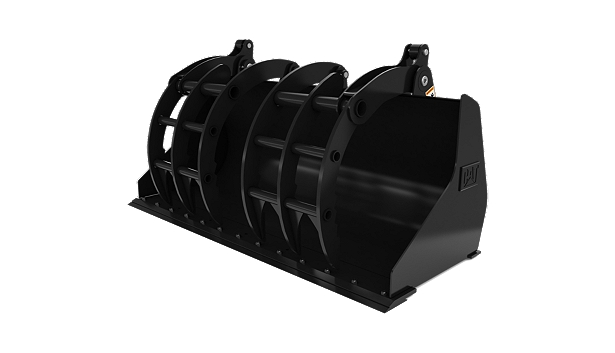 Industrial Grapple Bucket