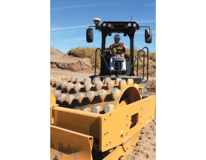 CP56B Vibratory Soil Compactors