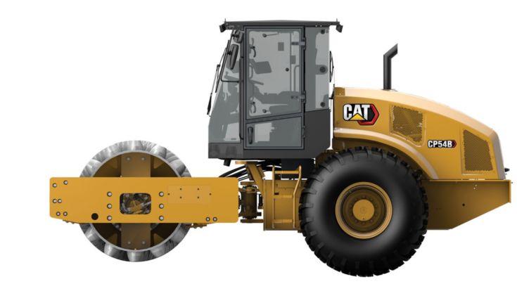 Compacteurs - CP54B