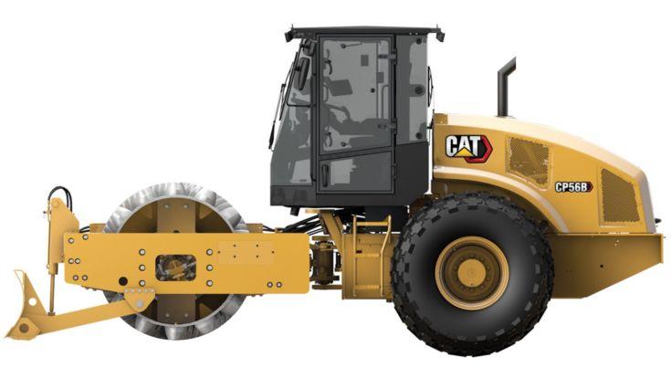 Compactors - CP56B