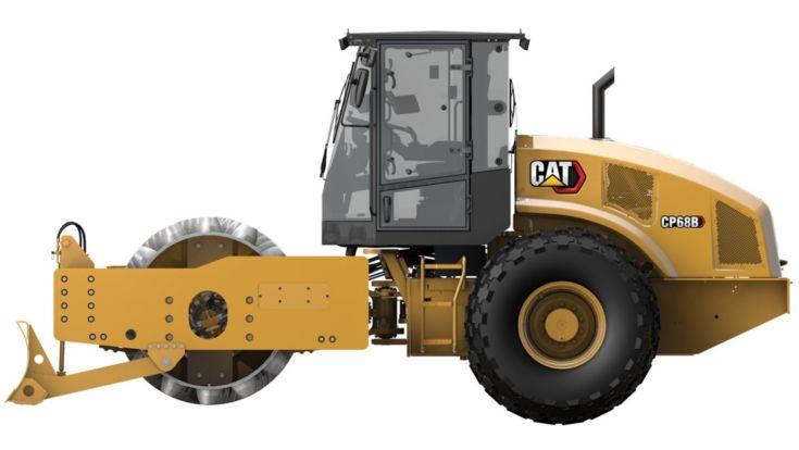 Compacteurs - CP68B