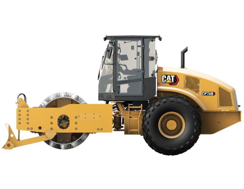 CP74B Vibratory Soil Compactor