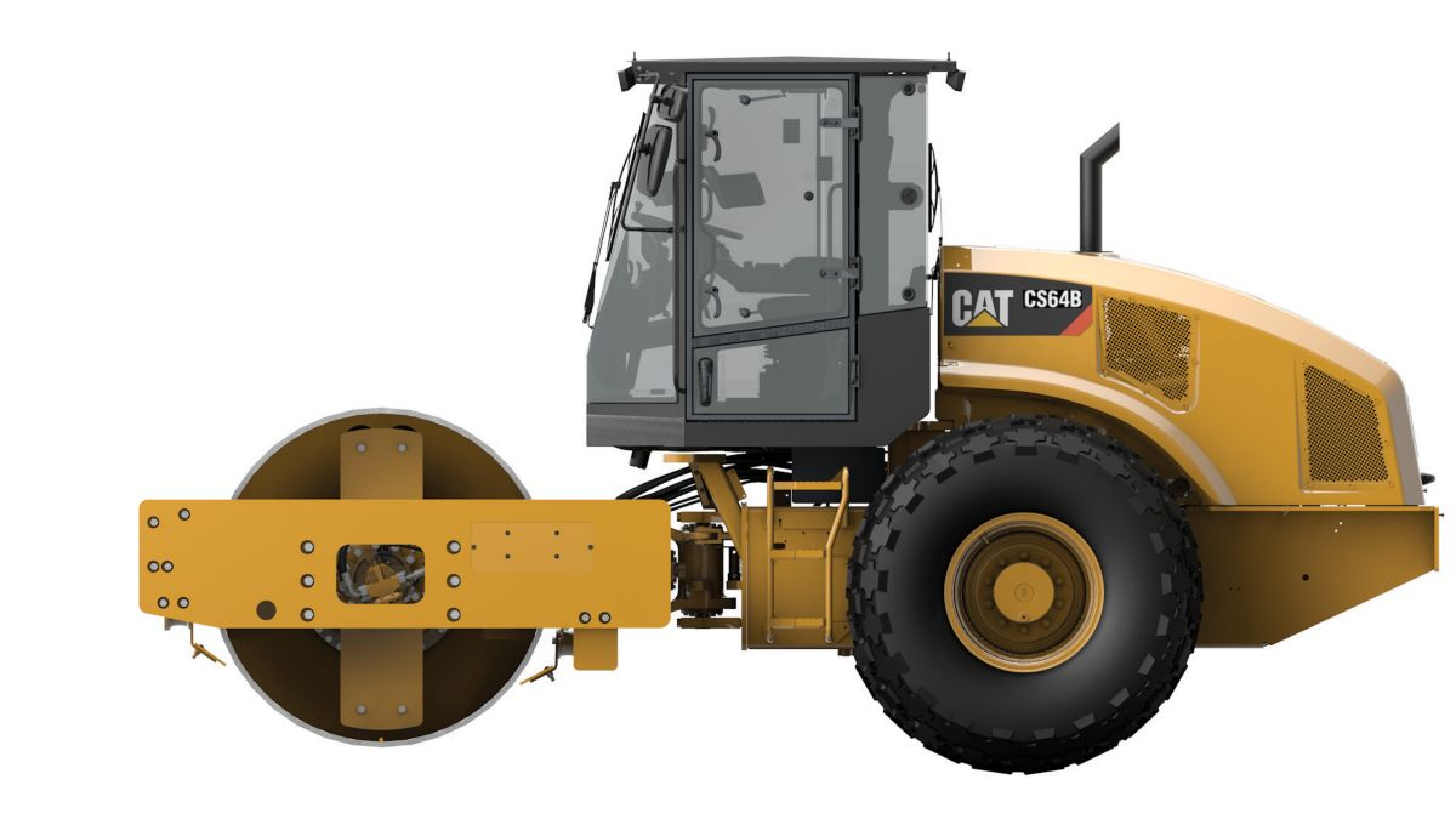 product-CS64B Vibratory Soil Compactor