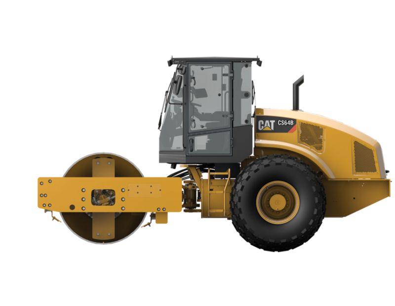 CS64B Vibratory Soil Compactor