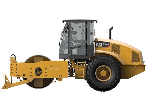 CS68B - Vibratory Soil Compactors