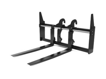 1829 mm (72 in) - Construction Forks