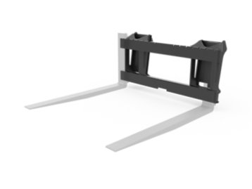 Foto del 1397 mm (55 in) Pallet Fork Carriage