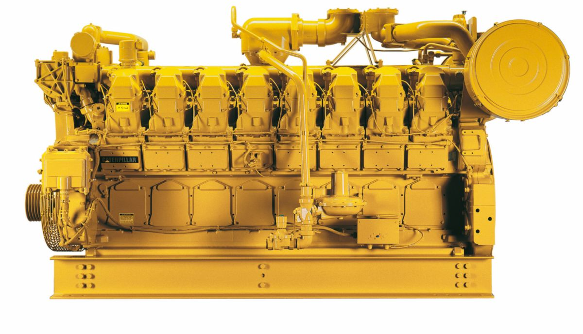 G3516 LE Gas Petroleum Engine
