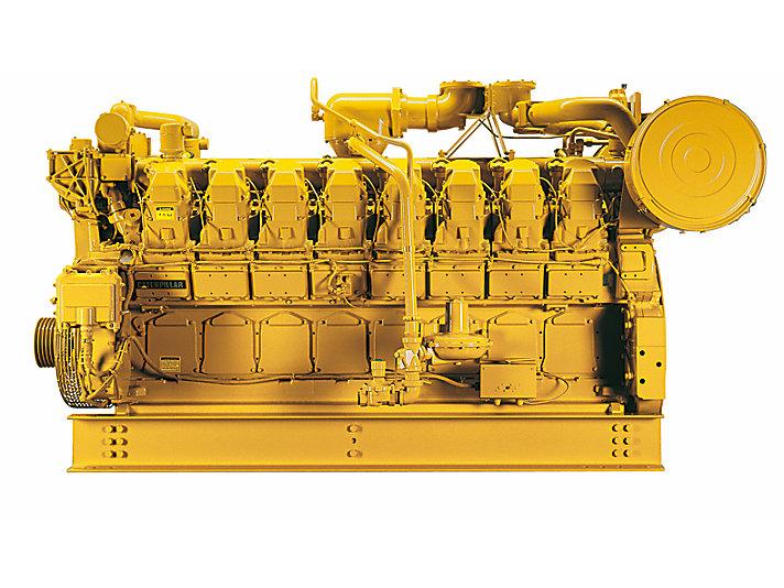 G3516 LE Gas Petroleum Engine