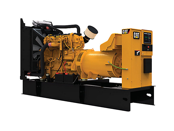 C15 (60 HZ) | 320-500 kW Diesel Generator | Caterpillar - Cat
