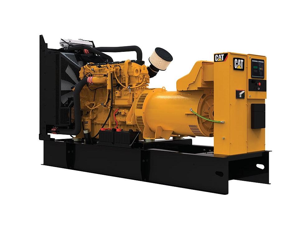 Whayne Walker Cat | New C15 Generator Set for Sale - Whayne