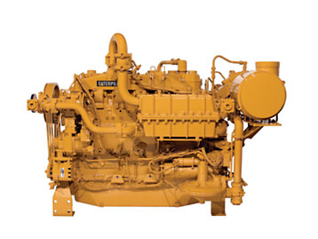 G3406 natural gas engine