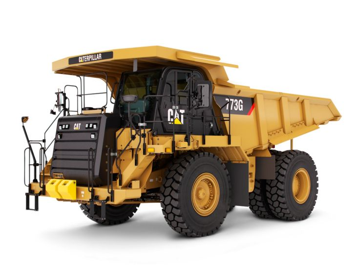 Off-Highway Trucks - 773G