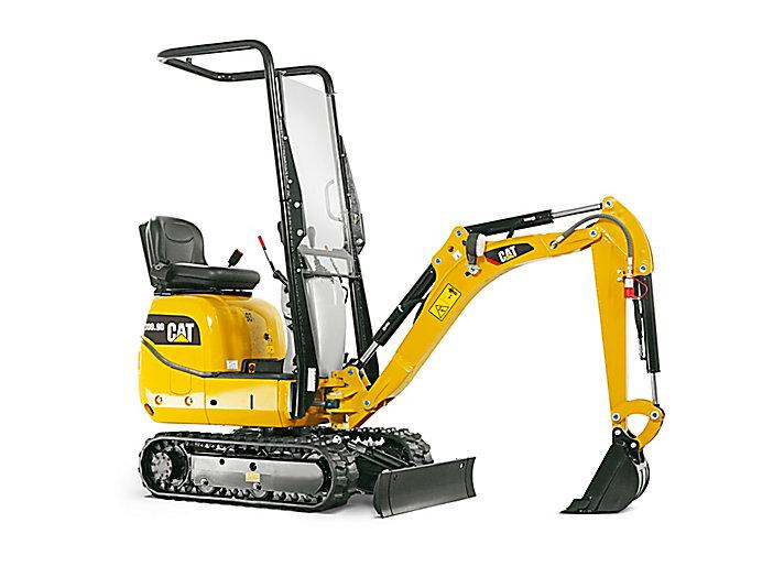 300.9D Mini Excavator