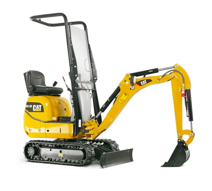 Skid Steer and Compact Track Loaders - 300.9D