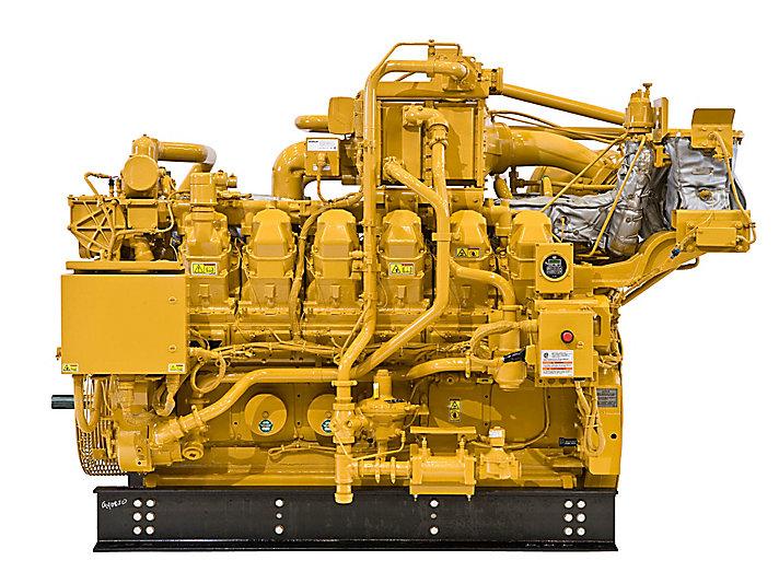 G3512B LE Gas Petroleum Engine
