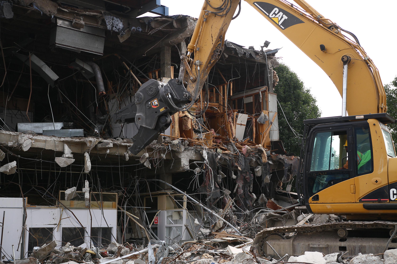 Multi Processor for Demolition Equipment