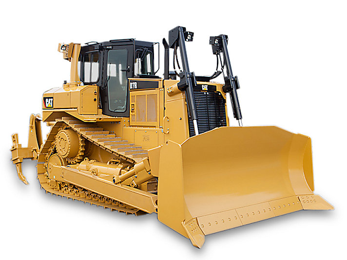 Cat | D7R Dozers | Bulldozers | Crawler Dozers | Caterpillar