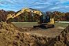 311F L RR Hydraulic Excavator digging