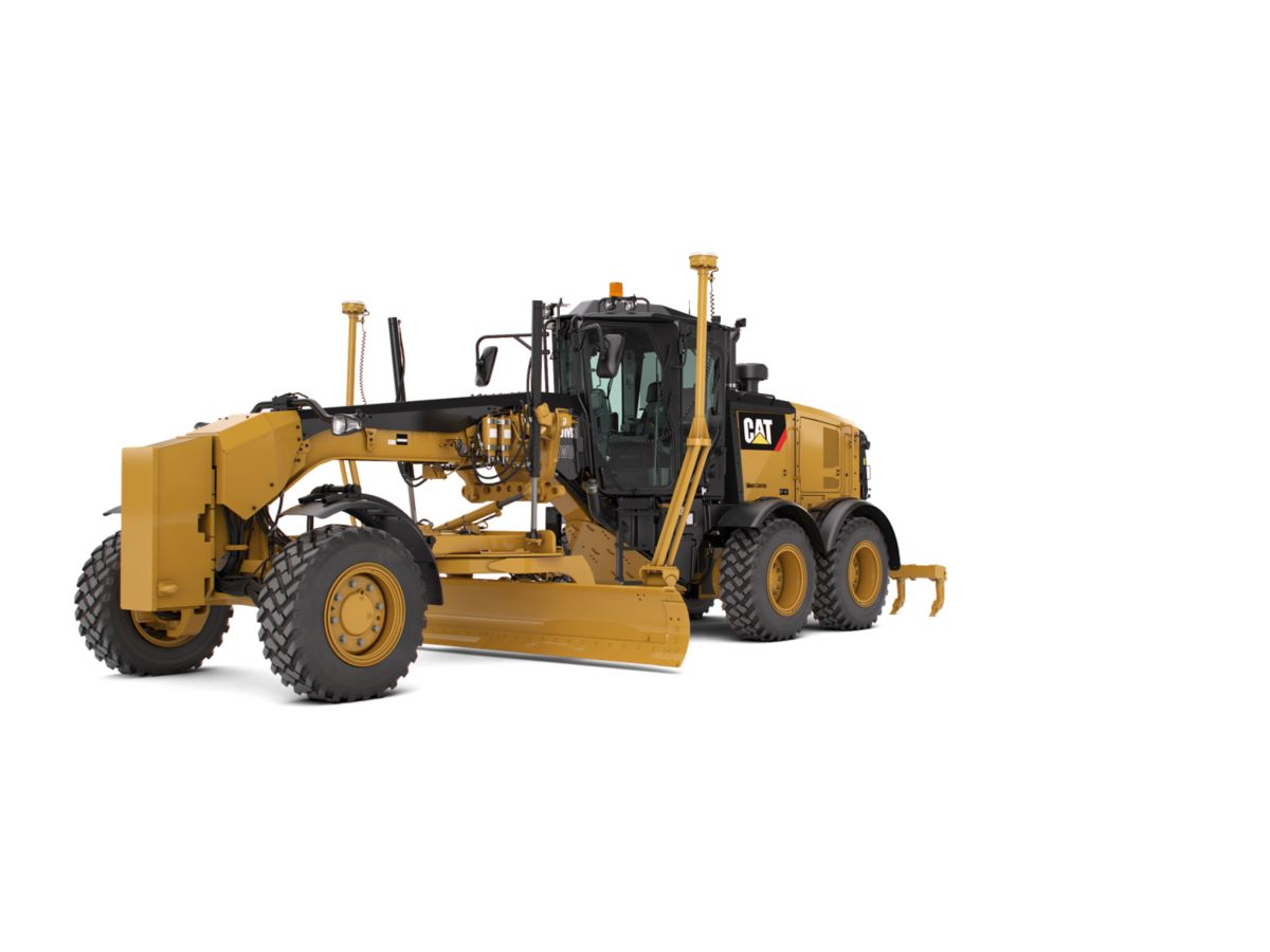 New Caterpillar 140M3/140M3 AWD