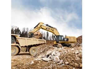 390F L Large Hydraulic Excavator