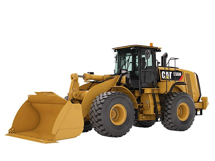 New Caterpillar Medium Wheel Loaders