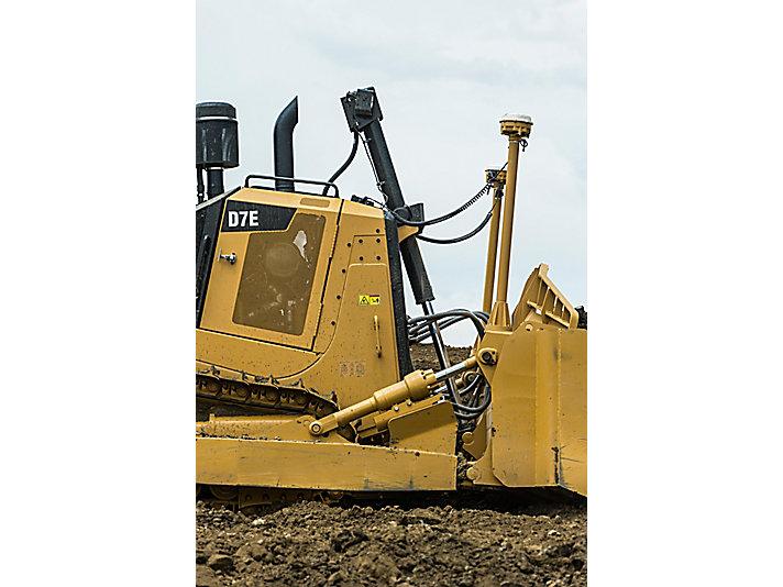 Cat | D7E Dozers | Bulldozers | Crawler Dozers | Caterpillar