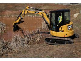 304E2 CR Mini Hydraulic Excavator with Swing Boom