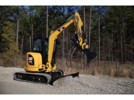 304E2 CR Mini Hydraulic Excavator