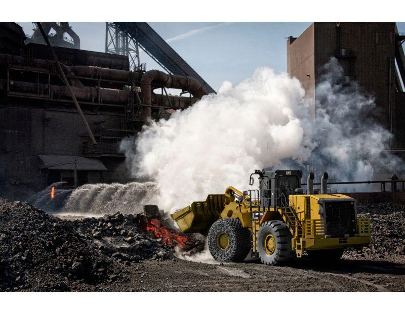 990K Steel Mill Arrangement