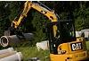 305E2 CR Mini Hydraulic Excavator