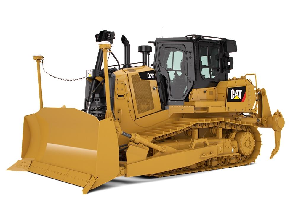 D7E Medium Track-Type Tractor