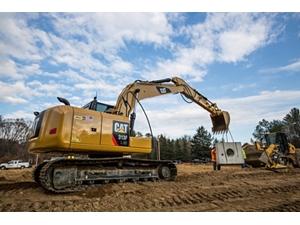 313F GC Hydraulic Excavator