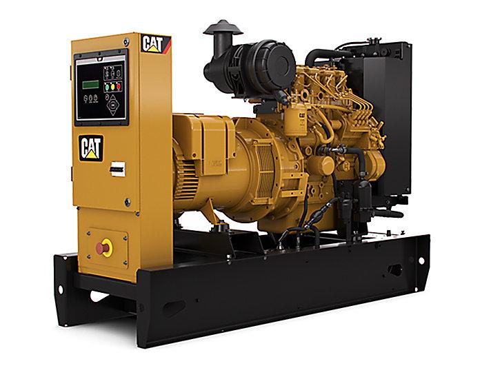 C2 2 (50 HZ) | 13-22 kVA Diesel Generator | Caterpillar - Cat