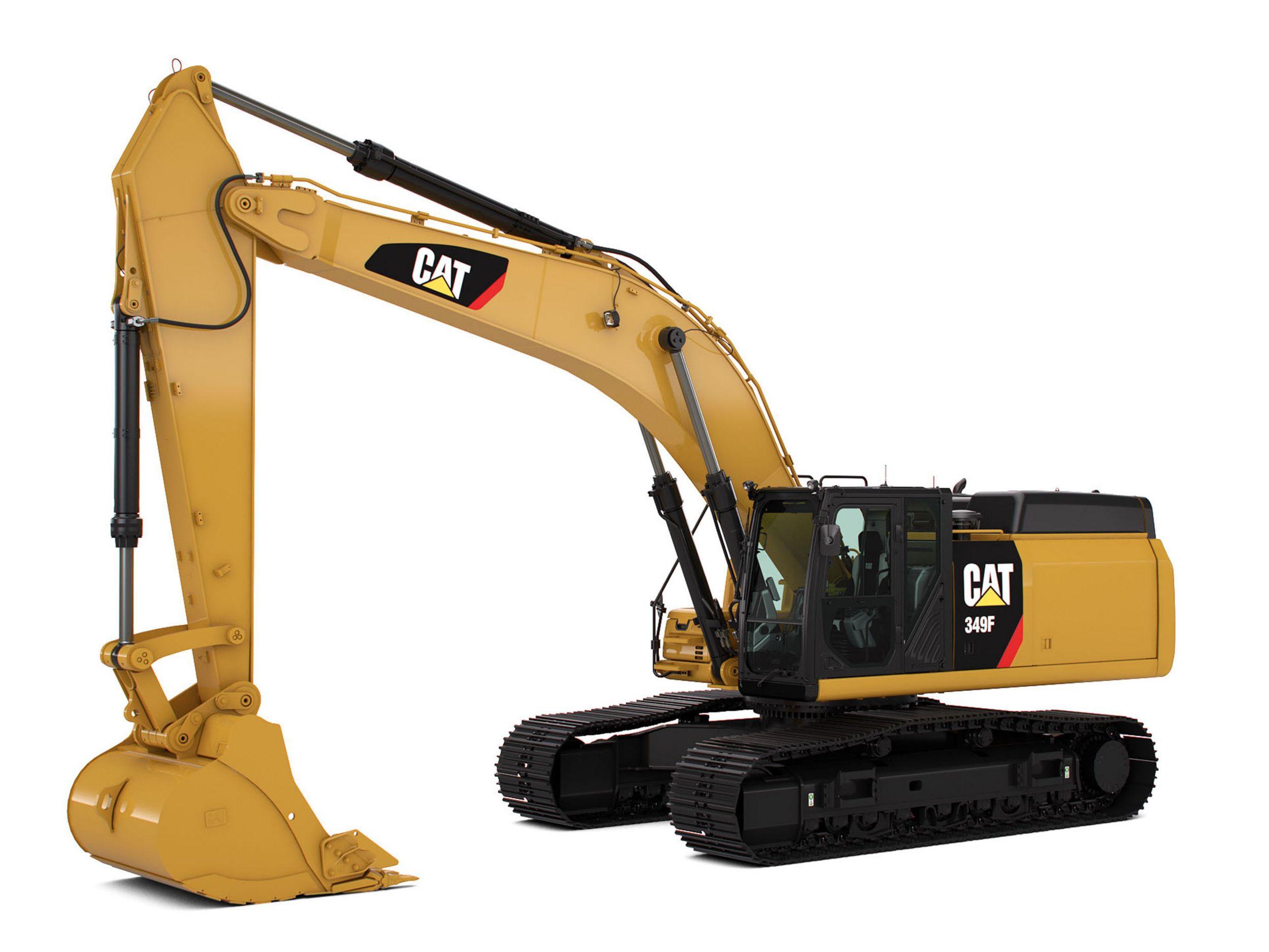 349F Hydraulic Excavator